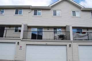 Photo 17: 22 5134 MULLEN Road in Edmonton: Zone 14 Townhouse for sale : MLS®# E4202348