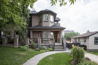 Main Photo: 1627 21 Avenue NW in Calgary: Capitol Hill Semi Detached for sale : MLS®# A1131210