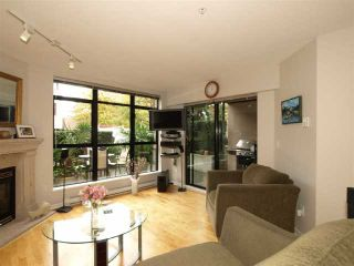 "Photo 2: 103 2181 W 10TH Avenue in Vancouver: Kitsilano Condo for sale in ""THE TENTH AVE"" (Vancouver West)  : MLS®# V793542"