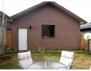 Photo 5: 218 29 Avenue NW in CALGARY: Tuxedo Residential Detached Single Family for sale (Calgary)  : MLS®# C3261968