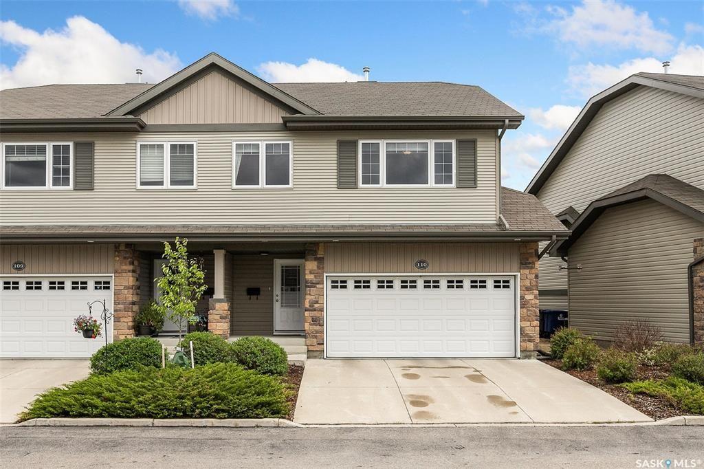 Main Photo: 110 615 Stensrud Road in Saskatoon: Willowgrove Residential for sale : MLS®# SK813033