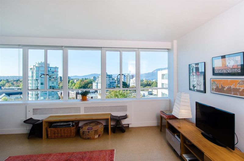 FEATURED LISTING: 804 - 1445 MARPOLE Avenue Vancouver