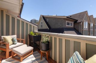 """Photo 19: 1630 E GEORGIA Street in Vancouver: Hastings Townhouse for sale in """"WOODSHIRE"""" (Vancouver East)  : MLS®# R2587031"""