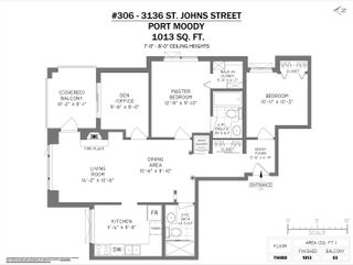 """Photo 18: 306 3136 ST JOHNS Street in Port Moody: Port Moody Centre Condo for sale in """"Sonrisa"""" : MLS®# R2615170"""