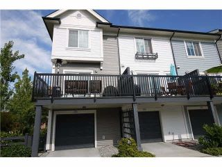 Photo 1: 4035 2655 BEDFORD Street in Port Coquitlam: Central Pt Coquitlam Townhouse for sale : MLS®# R2285455
