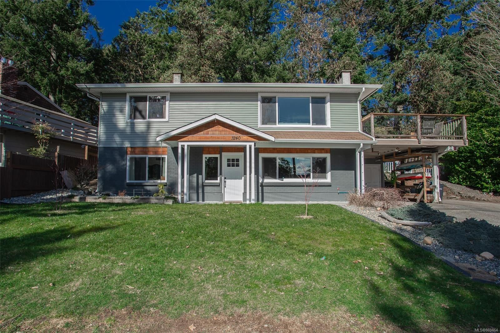 Main Photo: 3240 Crystal Pl in : Na Uplands House for sale (Nanaimo)  : MLS®# 869464