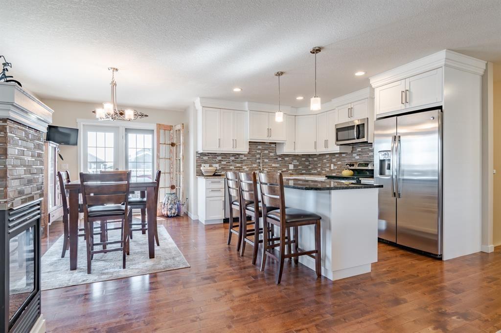 Main Photo: 2022 31 Avenue: Nanton Detached for sale : MLS®# A1106550