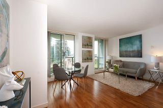 Photo 2: 909 1212 HOWE STREET in Vancouver: Downtown VW Condo for sale (Vancouver West)  : MLS®# R2387043