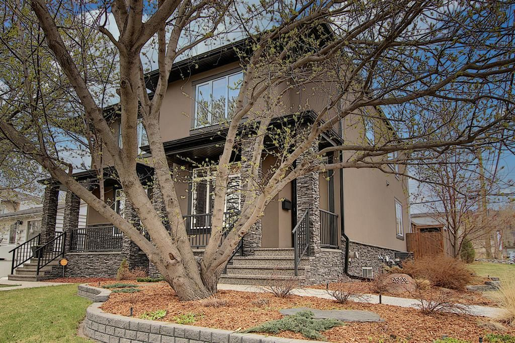 Main Photo: 4539 17 Avenue NW in Calgary: Montgomery Semi Detached for sale : MLS®# A1099334