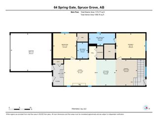 Photo 34: 64 SPRING Gate: Spruce Grove House for sale : MLS®# E4236658