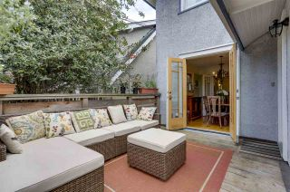 Photo 20: 2391 W 10TH Avenue in Vancouver: Kitsilano 1/2 Duplex for sale (Vancouver West)  : MLS®# R2265722