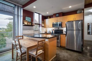 """Photo 9: 405 919 STATION Street in Vancouver: Strathcona Condo for sale in """"LEFT BANK"""" (Vancouver East)  : MLS®# R2594810"""