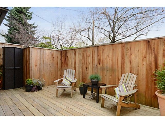 Main Photo: # 101 1429 WILLIAM ST in Vancouver: Grandview VE Condo for sale (Vancouver East)  : MLS®# V1011048