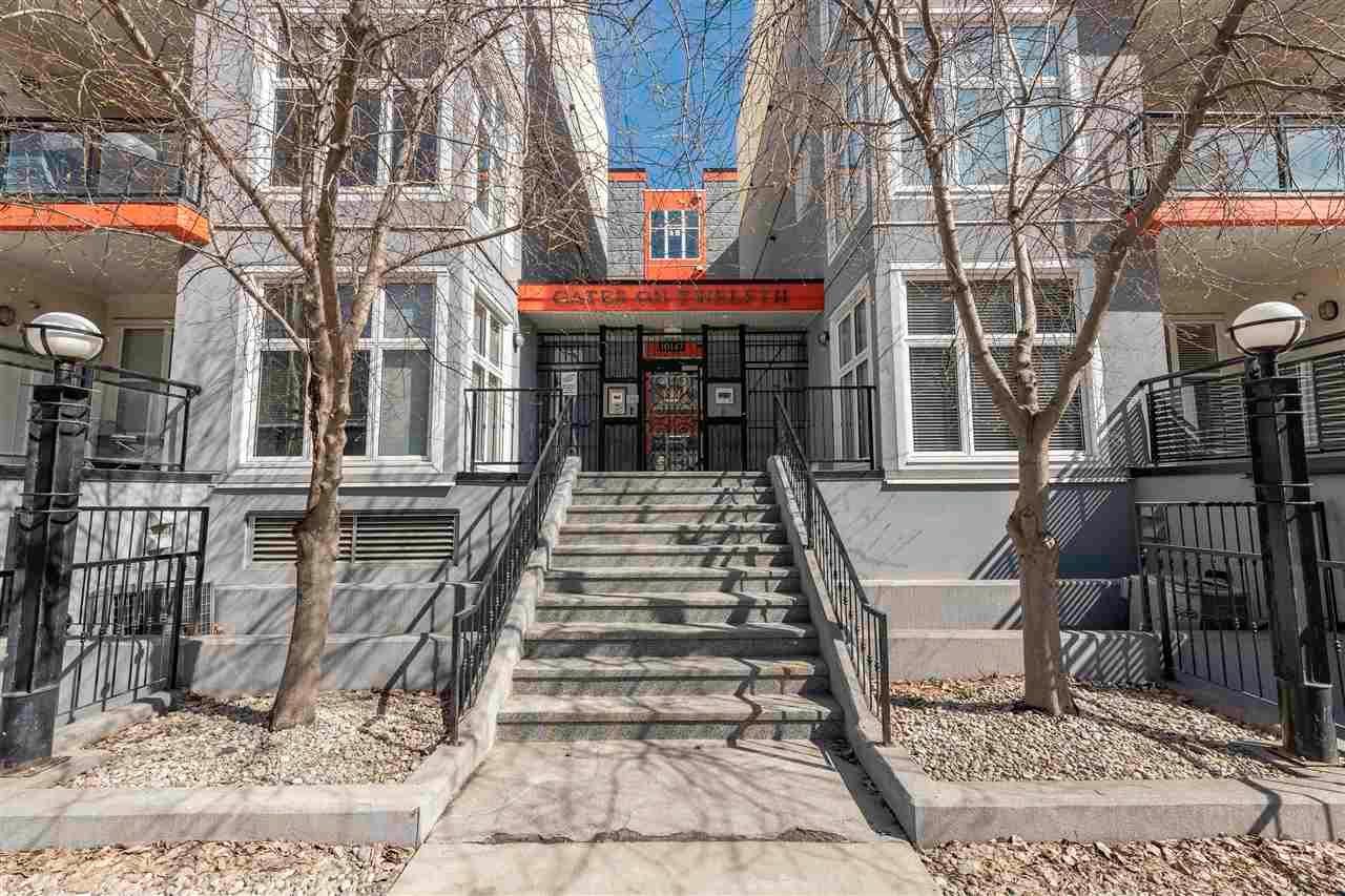 Main Photo: 311 10147 112 Street in Edmonton: Zone 12 Condo for sale : MLS®# E4238427