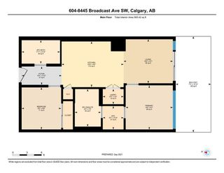 Photo 38: 604 8445 Broadcast Avenue SW in Calgary: West Springs Apartment for sale : MLS®# A1146296
