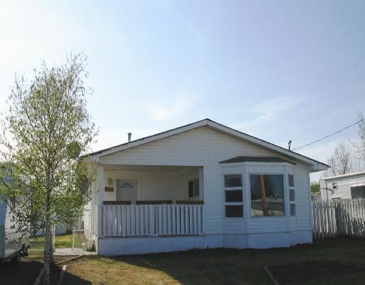 Main Photo: 5239 40TH Street in Fort_Nelson: Fort Nelson -Town Manufactured Home for sale (Fort Nelson (Zone 64))  : MLS®# N184814