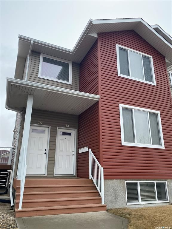 Main Photo: 15 5004 James Hill Road in Regina: Harbour Landing Residential for sale : MLS®# SK846878