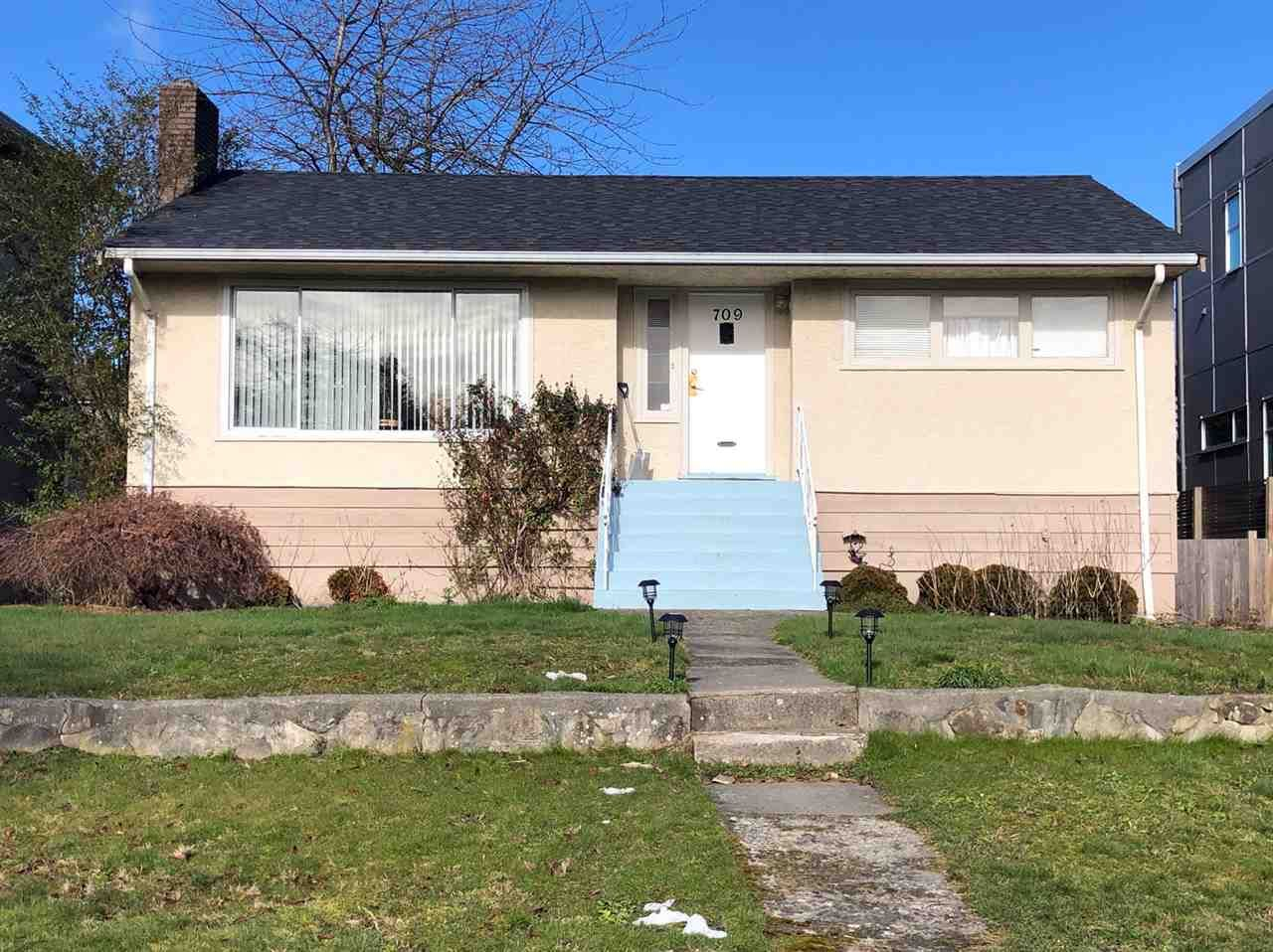 Main Photo: 709 W 64TH Avenue in Vancouver: Marpole House for sale (Vancouver West)  : MLS®# R2540415