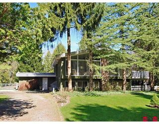 Photo 1: 21803 6TH Avenue in Langley: Campbell Valley House for sale : MLS®# F2907403