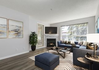Main Photo: 117 5115 Richard Road SW in Calgary: Lincoln Park Apartment for sale : MLS®# A1124729