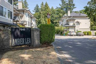"""Photo 4: 26 7640 BLOTT Street in Mission: Mission BC Townhouse for sale in """"Amberlea"""" : MLS®# R2606249"""