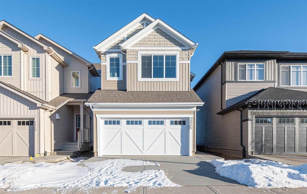 Main Photo: 9255 223 Street in Edmonton: Zone 58 House for sale : MLS®# E4224895