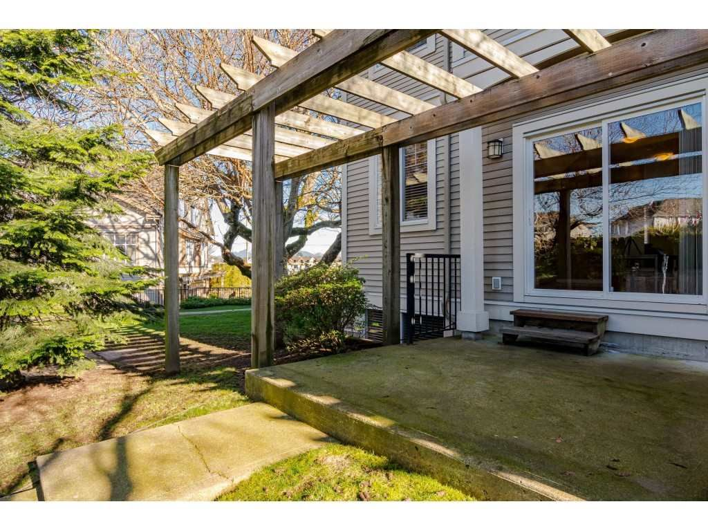 """Photo 31: Photos: 5 6588 188 Street in Surrey: Cloverdale BC Townhouse for sale in """"HILLCREST PLACE"""" (Cloverdale)  : MLS®# R2532394"""
