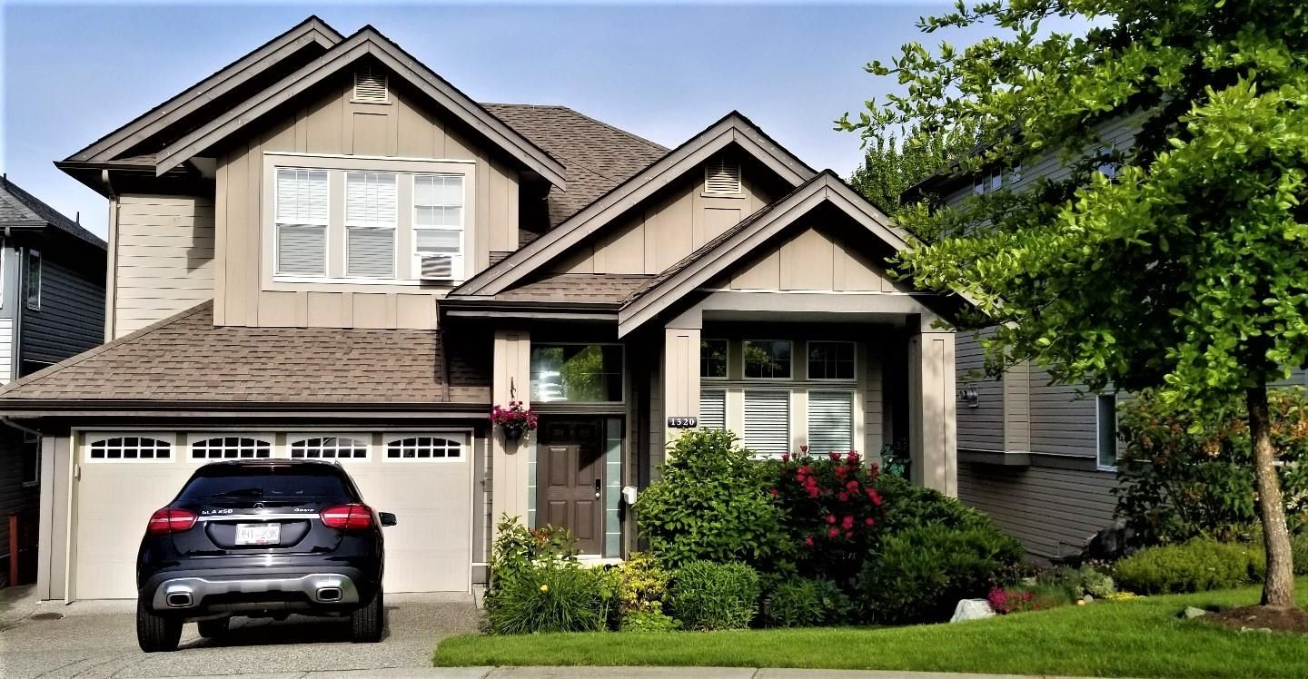 Main Photo: 1320 KINTAIL Court in Coquitlam: Burke Mountain House for sale : MLS®# R2617497