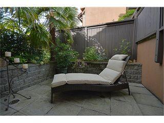 Photo 11: # 5 3036 W 4TH AV in Vancouver: Kitsilano Condo for sale (Vancouver West)  : MLS®# V1026137