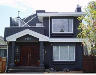 Photo 1: 7393 WEST BOULEVARD BB in Vancouver: S.W. Marine House for sale (Vancouver West)  : MLS®# V773471