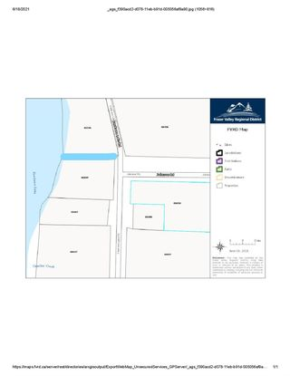 Photo 8: 66406 KAWKAWA LAKE Road in Hope: Hope Kawkawa Lake Land for sale : MLS®# R2591191