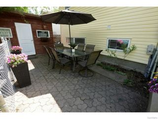 Photo 40: 1544 UHRICH Avenue in Regina: Hillsdale Single Family Dwelling for sale (Regina Area 05)  : MLS®# 611400