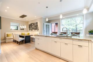 """Photo 6: 799 PREMIER Street in North Vancouver: Lynnmour Townhouse for sale in """"Creek Stone"""" : MLS®# R2347912"""