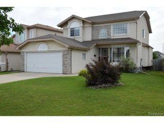 Photo 1: 2 Tilstone Bay in WINNIPEG: St Vital Residential for sale (South East Winnipeg)  : MLS®# 1416435