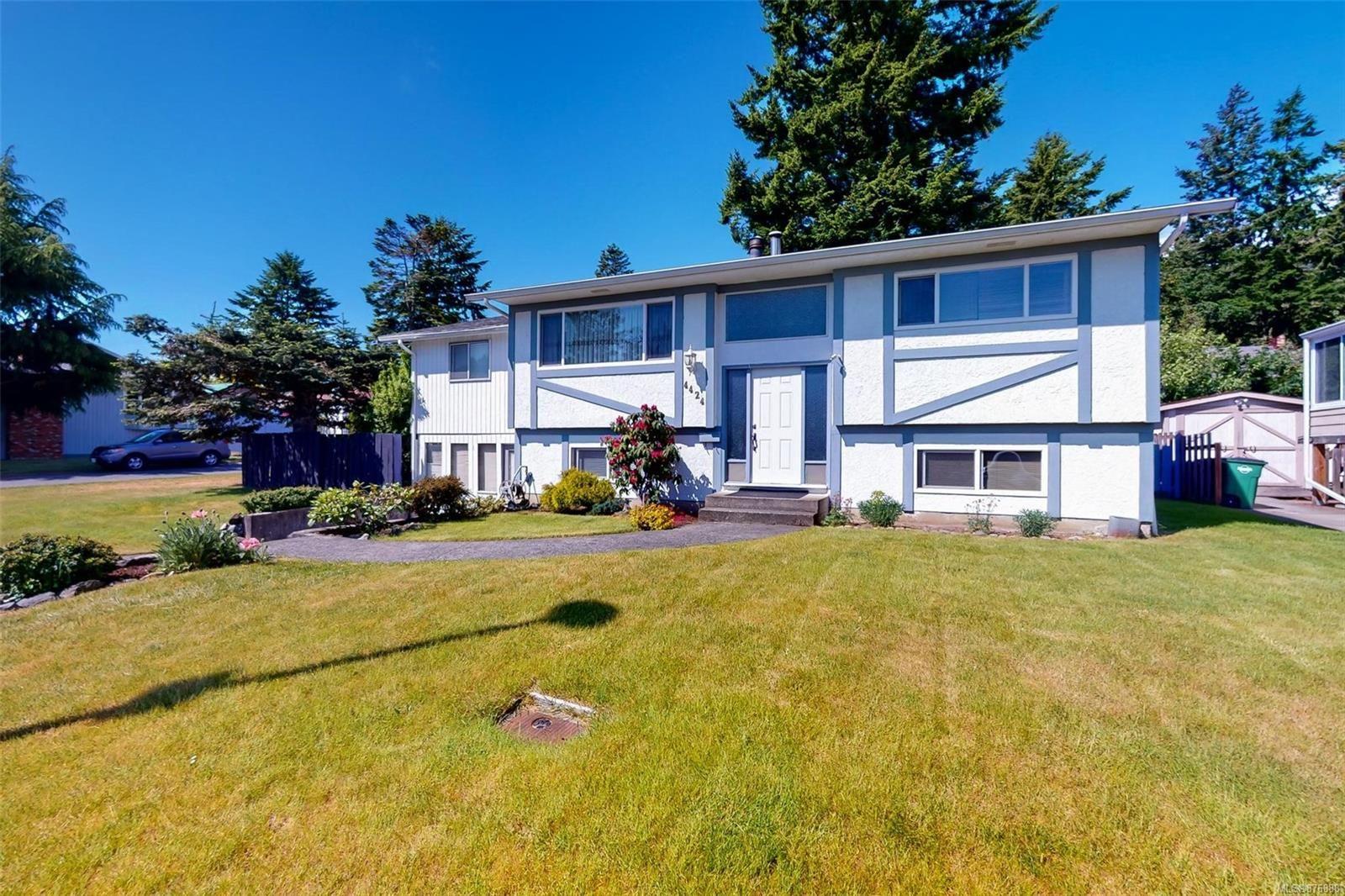 Main Photo: 4424 Fieldmont Crt in : SE Gordon Head House for sale (Saanich East)  : MLS®# 876888