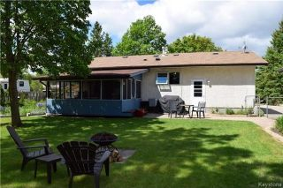 Photo 17: 41 Maple Drive: Oakbank Residential for sale (R04)  : MLS®# 1714440
