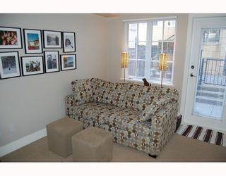 """Photo 9: 906 W 13TH Avenue in Vancouver: Fairview VW Townhouse for sale in """"THE BROWNSTONE"""" (Vancouver West)  : MLS®# V812417"""