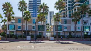 Photo 1: DOWNTOWN Condo for rent : 2 bedrooms : 1285 Pacific Highway ##102 in San Diego