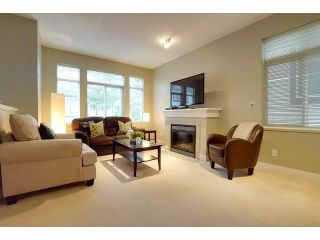 Photo 2: # 100 19932 70 AV in Langley: Willoughby Heights Townhouse for sale : MLS®# F1449653
