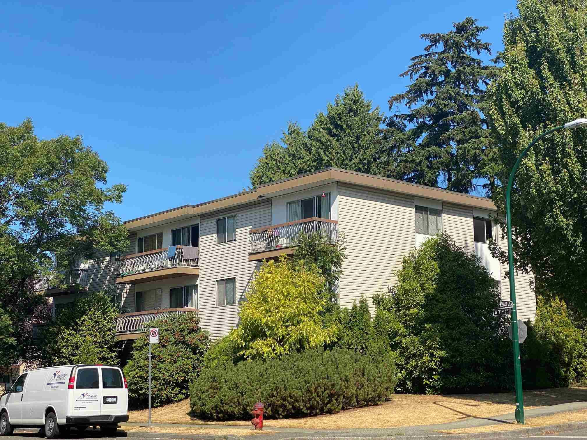 Main Photo: 8685 OSLER Street in Vancouver: Marpole Multi-Family Commercial for sale (Vancouver West)  : MLS®# C8039616