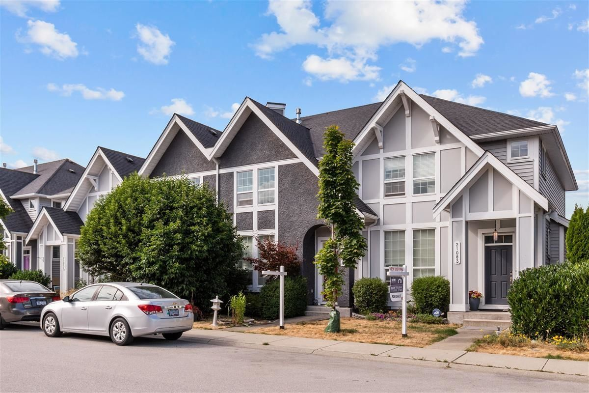 Main Photo: 21079 79A Avenue in Langley: Willoughby Heights Condo for sale : MLS®# R2610788