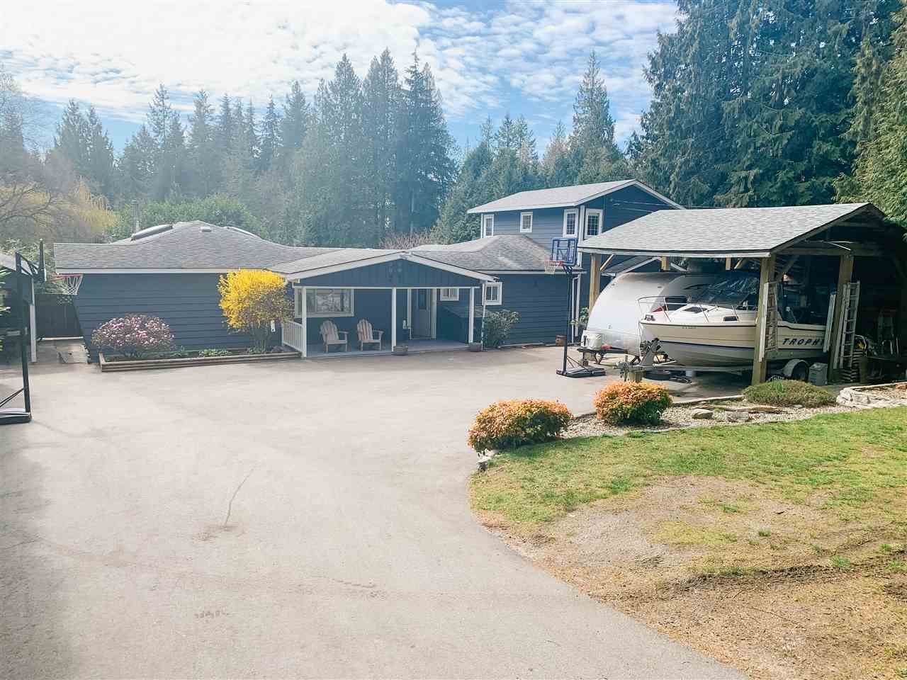 Photo 2: Photos: 1167 CHASTER Road in Gibsons: Gibsons & Area House for sale (Sunshine Coast)  : MLS®# R2449547