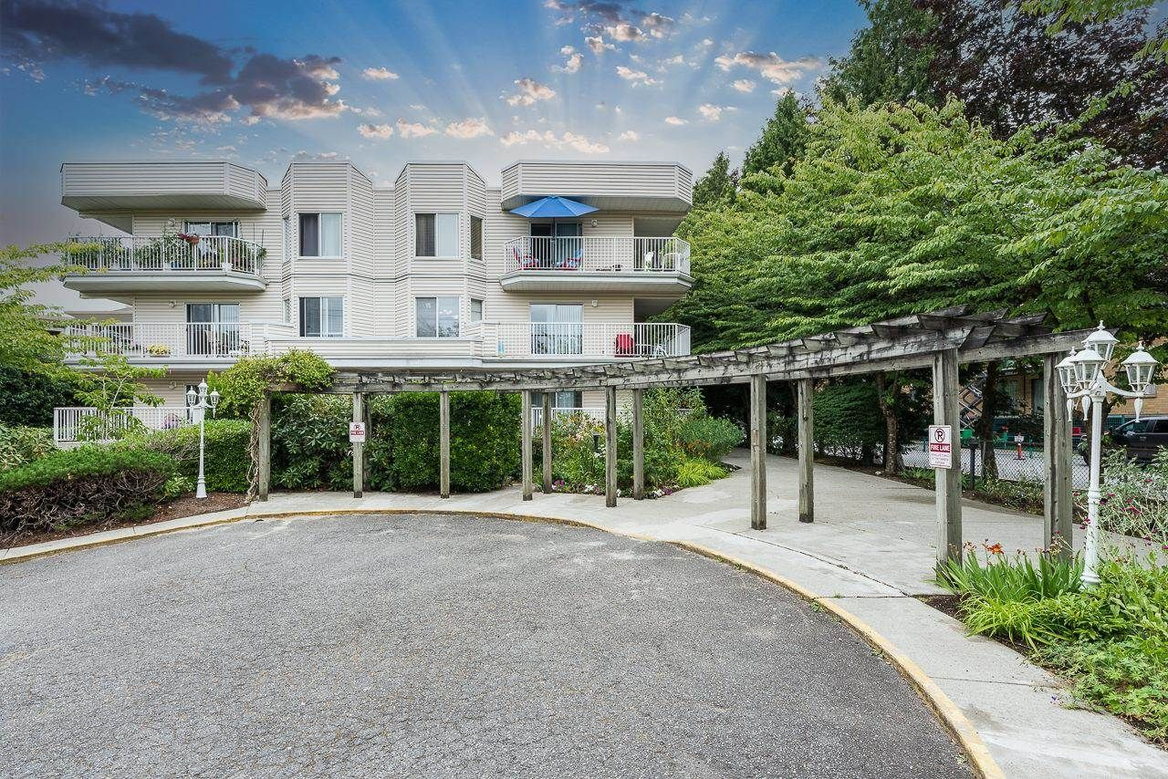 """Main Photo: 202 12206 224 Street in Maple Ridge: East Central Condo for sale in """"Cottonwood Place"""" : MLS®# R2602474"""