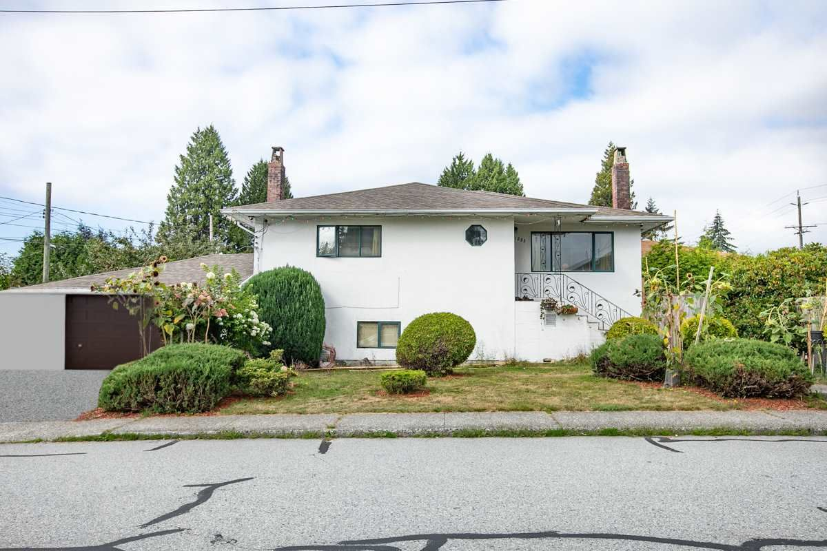 Main Photo: 1553 SUTHERLAND Avenue in North Vancouver: Boulevard House for sale : MLS®# R2497342