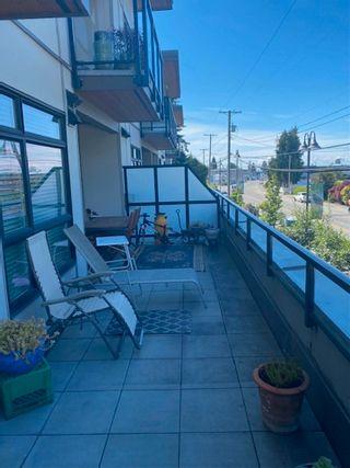 Photo 2: 208 5682 WHARF Avenue in Sechelt: Sechelt District Condo for sale (Sunshine Coast)  : MLS®# R2590570