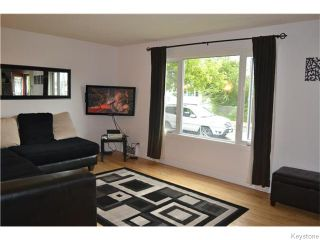 Photo 3: 733 Union Avenue East in WINNIPEG: East Kildonan Residential for sale (North East Winnipeg)  : MLS®# 1523203