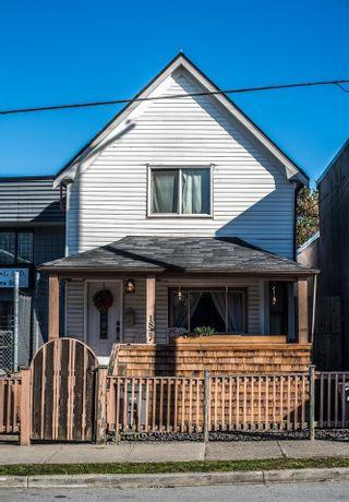 "Photo 1: 1827 PANDORA Street in Vancouver: Hastings House for sale in ""VANCOUVER EAST"" (Vancouver East)  : MLS®# R2249621"