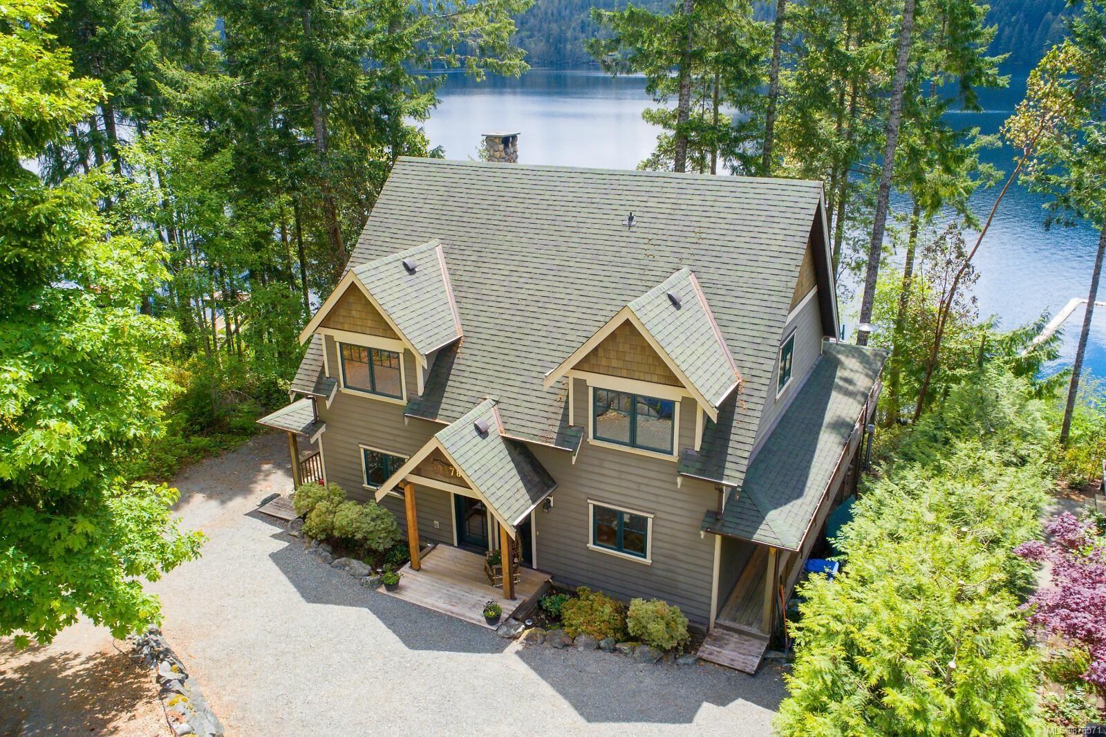 Main Photo: 9578 Creekside Dr in : Du Youbou House for sale (Duncan)  : MLS®# 876571