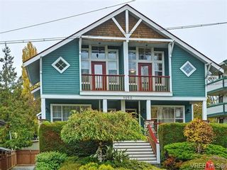 Photo 1: 3 1250 Johnson St in VICTORIA: Vi Downtown Row/Townhouse for sale (Victoria)  : MLS®# 744858