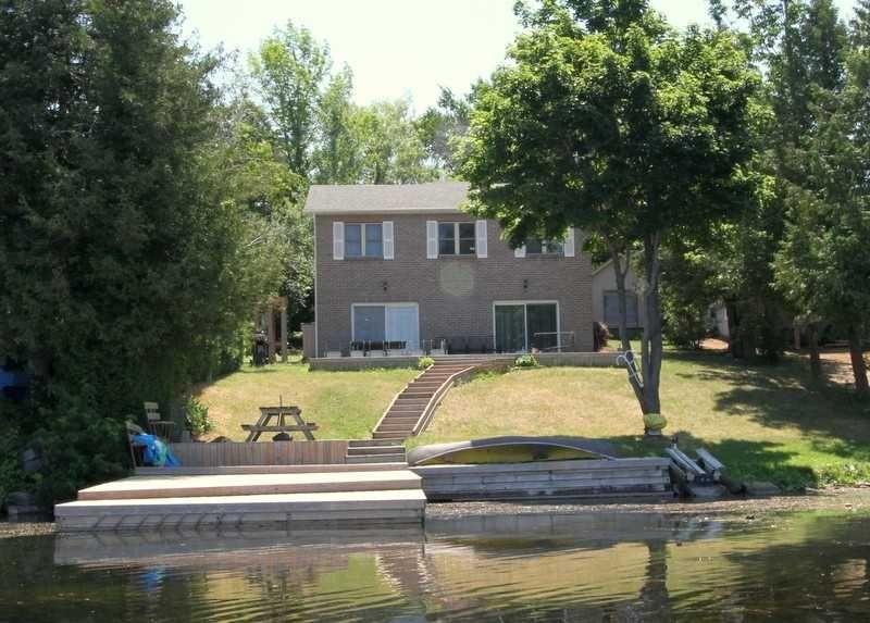Main Photo: 37 North Taylor Road in Kawartha Lakes: Rural Eldon House (Backsplit 3) for sale : MLS®# X4827420